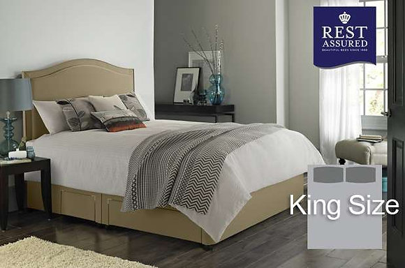 Rest Assured Eloquence Silk Ortho 1400 King Size Divan