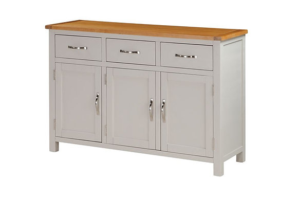 Hartford Painted 3 Door Sideboard