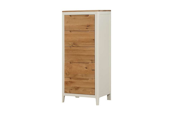 Dunmore 5 Drawer Tall Chest