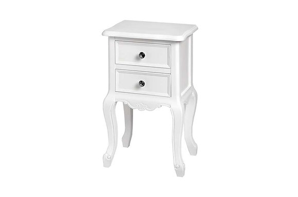 Florence 2 Drawer Side Table
