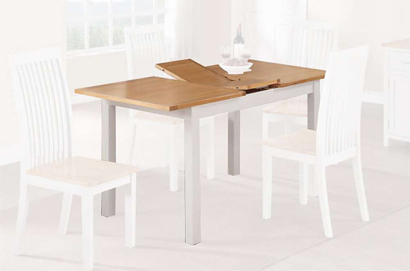 Hartford Painted Extending Dining Table