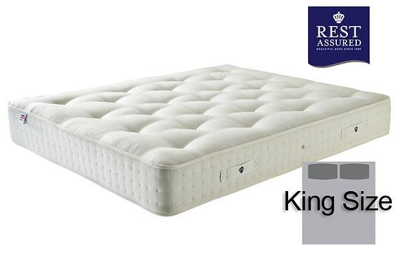 Rest Assured Eloquence Silk Ortho 1400 King Size Mattress