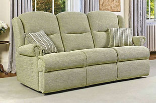 Sherborne Malvern Fabric 3 Seater Sofa