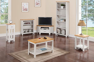 Hartford Painted Living & Dining Furniture | Sideboard, tables, chairs, coffee, tv, unit, lamp, side, bookcase, console,