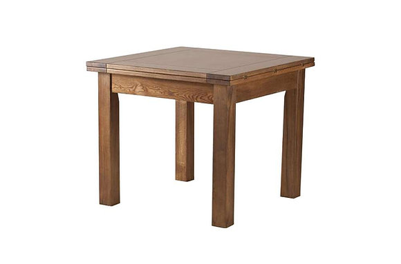 Calgary 3'x3' Flip Top Extending Dining Table