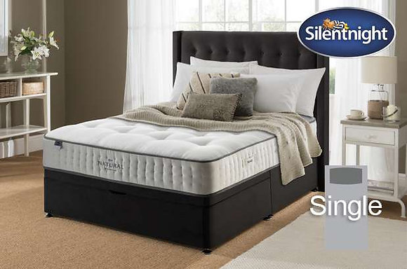 Silentnight Levine Mirapocket Single Divan Bed