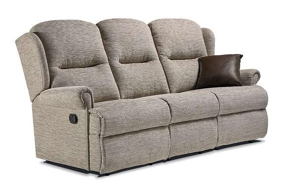 Sherborne Malvern Standard 3 Seater Manual Recliner Sofa
