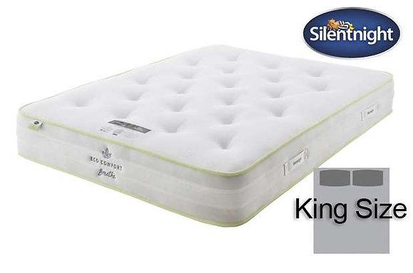 Silentnight Eco Comfort Breathe 1200 Mirapocket King Size Mattress