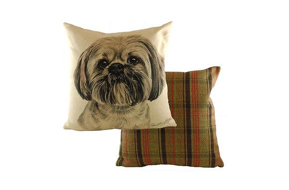Waggydogz Lhasa Apso Cushion