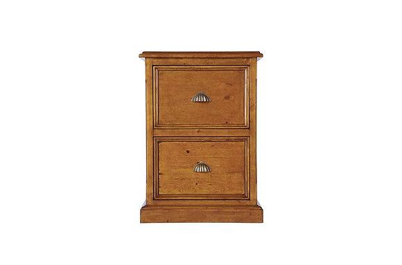 Irish Coast Lifestyle 2 Drawer Filing Cabinet