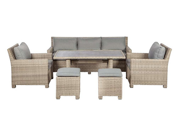 Royalcraft Wentworth Sofa Dining Set