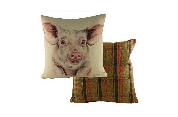 Waggydogz Pig Cushion
