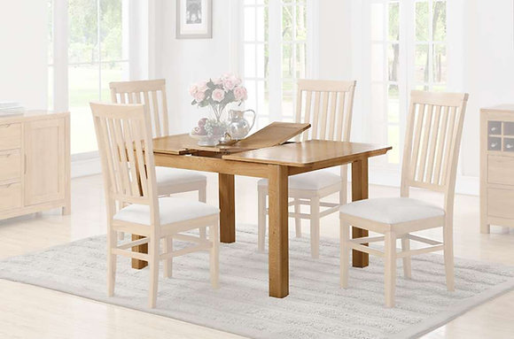 Heartwood 120cm Extending Dining Table