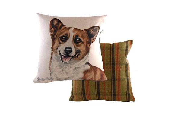 Waggydogz Corgi Cushion