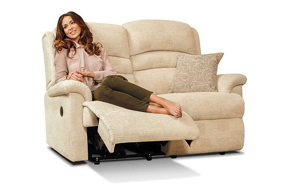 Sherborne Olivia 2 Seater Power Recliner Sofa