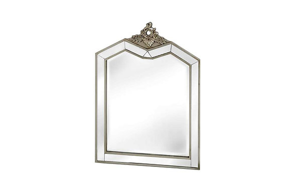 Argente Dressing Table / Wall Mirror
