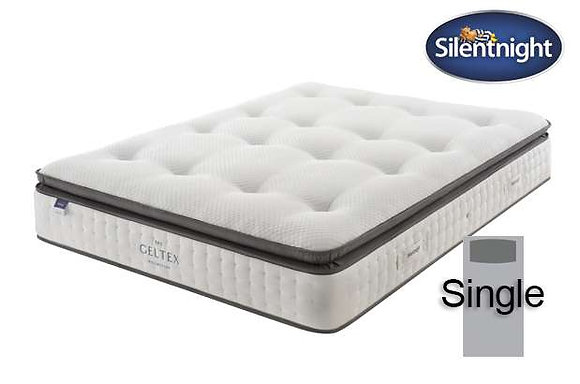 Silentnight Elson Miracoil Single Mattress with Geltex