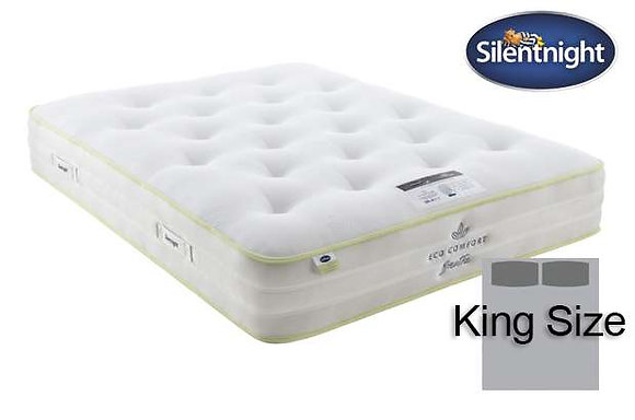 Silentnight Eco Comfort Breathe 2000 Mirapocket King Size Mattress