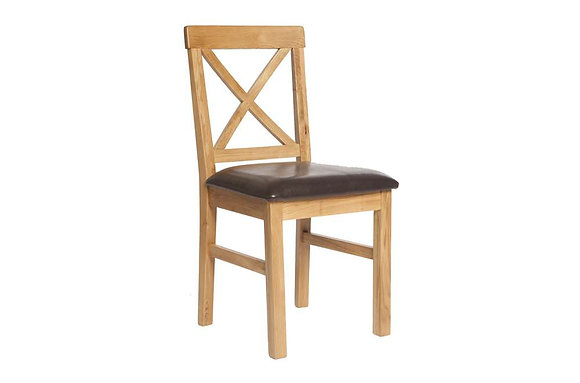 York Dining Chair with Padded Seat