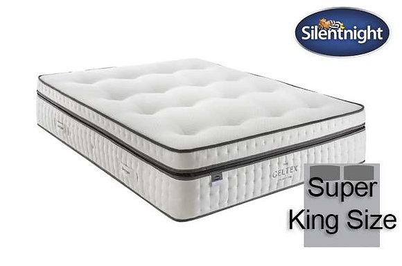 Silentnight Picasso Mirapocket Super King Size Mattress with Geltex