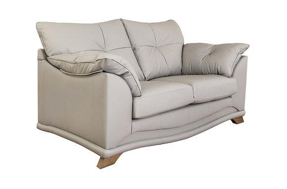 Kidman Leather 2 Seater Sofa