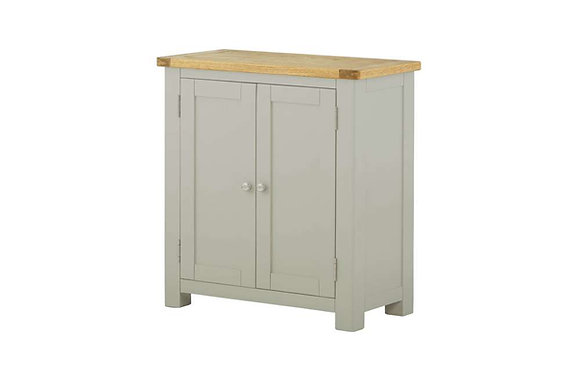 Portland 2 Door Narrow Cabinet