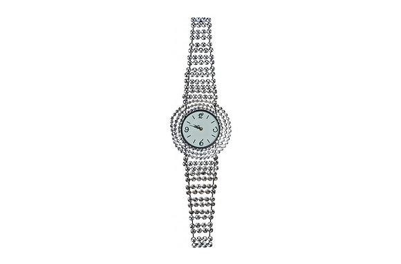 Diamante Watch Wall Clock