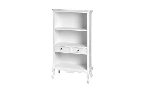 Florence Bookcase with Two Drawers