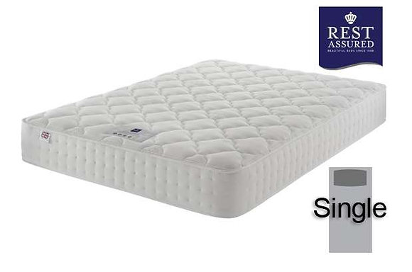 Rest Assured Timeless Chester Memory 800 Single Mattress