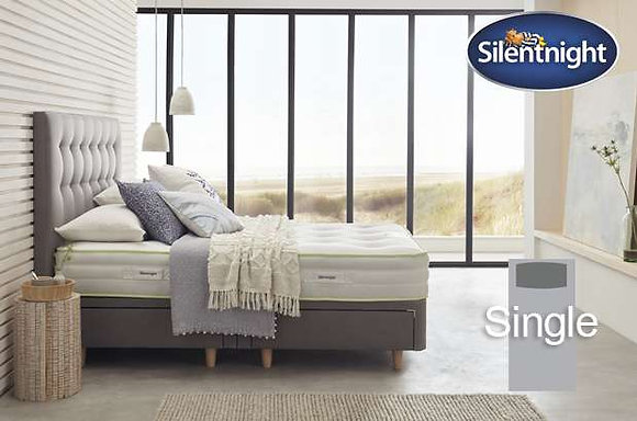 Silentnight Eco Comfort Breathe 1200 Mirapocket Single Divan Bed