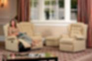 Sherborne Lynton Recliner Sofa