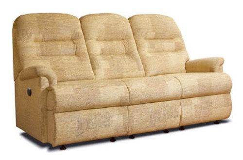 Sherborne Keswick Standard 3 Seater Manual Recliner Sofa