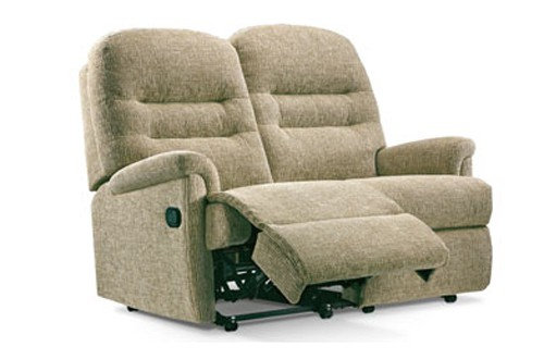 Sherborne Keswick Small 2 Seater Power Recliner Sofa