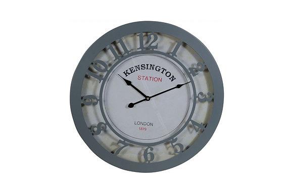 Kensington Station Hanging Wall Clock