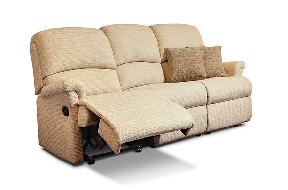 Sherborne Nevada Small 3 Seater Recliner Sofa