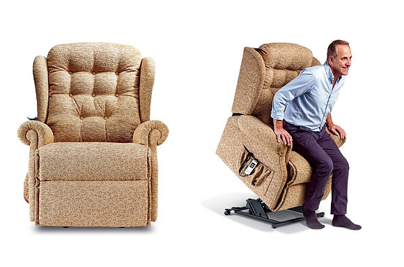 Sherborne Lynton Royale Lift & Rise Care Recliner Chair