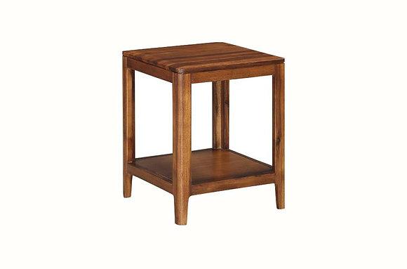 Dunmore Acacia Lamp Table