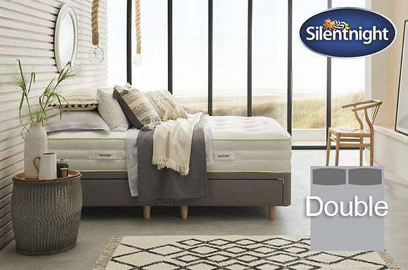 Silentnight Eco Comfort Breathe 2000 Mirapocket Double Divan Bed