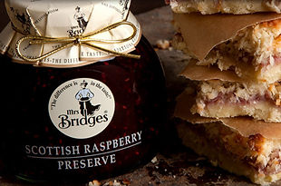 Mrs Bridges Scottish Raspberry Preserve