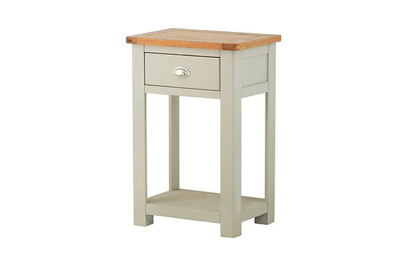 Portland 1 Drawer Console Table