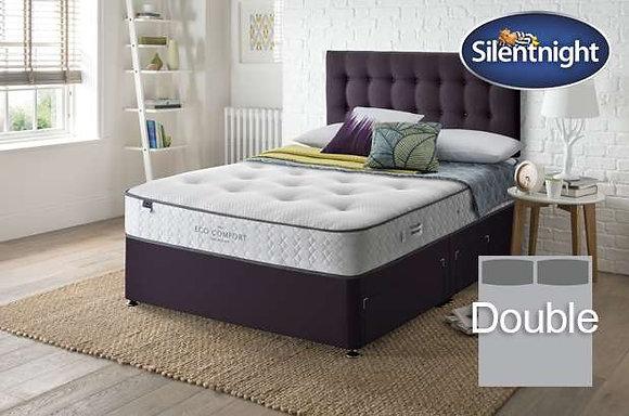 Silentnight Verdi Eco Comfort Mirapocket Double Divan Bed