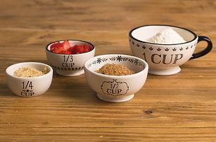 Stir It Up Cookware - Plates, Mugs, Teapot,
