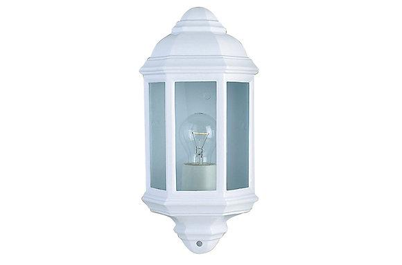 Searchlight Lighting White Cast Aluminium Outdoor Light