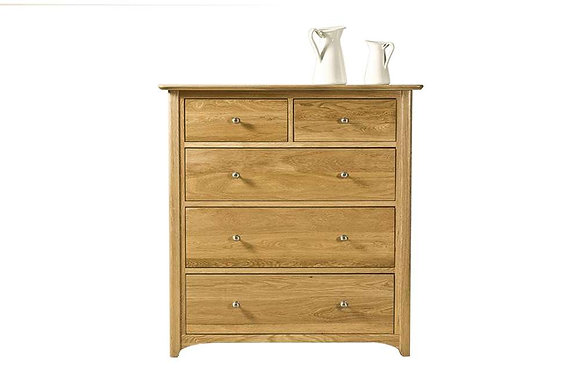 Alberta 3+2 Drawer Chest