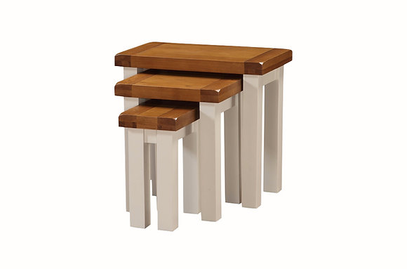 Heritage Nest Of 3 Tables