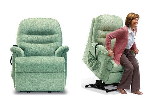 Sherborne Keswick Small Lift & Rise Care Recliner Chair