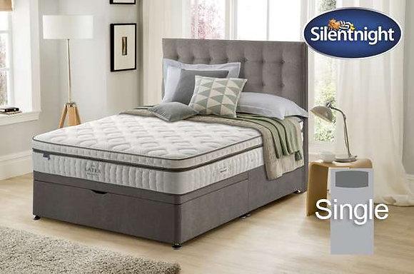 Silentnight Huxley Mirapocket Single Divan bed with Latex
