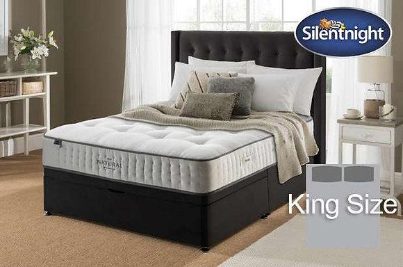 Silentnight Levine Mirapocket King Size Divan Bed