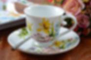Katie Alice English Garden - Plates, Mugs, Teapot,