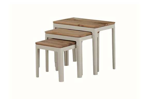 Dunmore Nest of 3 Tables